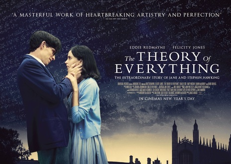 Image result for The Theory of Everything film